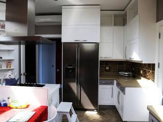 Кухни в . Автор – İndeko İç Mimari ve Tasarım, Классический
