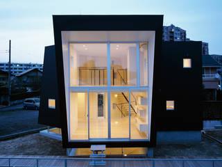 미니멀리스트 주택 by 桑原茂建築設計事務所 / Shigeru Kuwahara Architects 미니멀