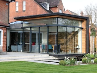Project: No.10 IQ Glass UK Modern windows & doors
