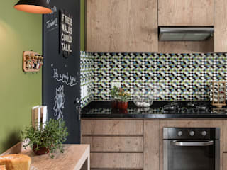 Cores Lovers Modern style kitchen