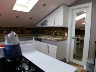 Kitchen by İndeko İç Mimari ve Tasarım, Classic