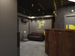 Ruang Komersial oleh Tutto design, Minimalis