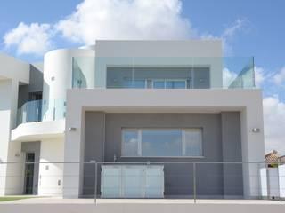 ESCALA: Casas de estilo  de José Sánchez Vélez. Arquitectura Mediterránea. 653773806