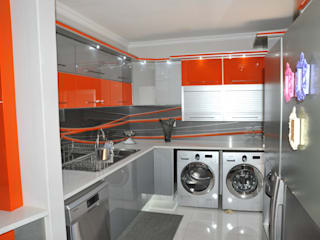 Expert Kitchens and Interiors 現代廚房設計點子、靈感&圖片