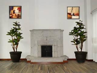 Decoración con plantas en interiores y exteriores de Ranka Follaje Sintético Clásico