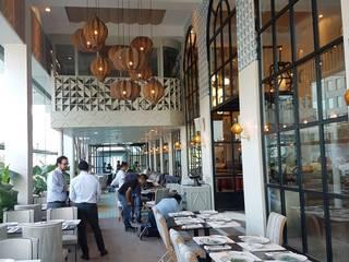 restaurante aitana mexico df: Bares y discotecas de estilo  por Marlux import