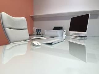 Estudios y despachos de estilo  de TRES MAIS arquitetura, Moderno