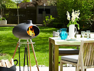 Outdoor living range : scandinavian  by Heritage Morso, Scandinavian