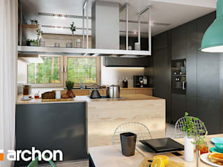 industrial  by ArchonHome.pl, Industrial