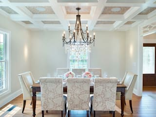 Dining room by ShellShock Designs,