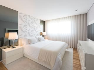 Modern style bedroom by Filipa Cunha Interiores Modern
