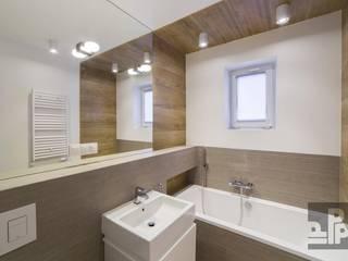 Pogotowie Projektowe Aleksandra Michalak Scandinavian style bathrooms