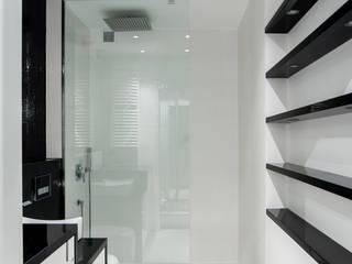 Ванная комната в стиле модерн от Pogotowie Projektowe Aleksandra Michalak Модерн
