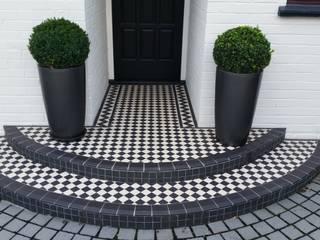 Front Garden Design Woking, Surrey Linsey Evans Garden Design Jardines de estilo moderno
