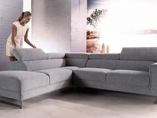 Canapé d'angle 5 places ELLENSHALE:  de style  par Delorm Design