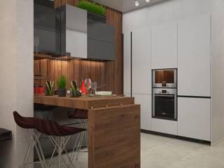 Minimalist kitchen by DONJON Minimalist