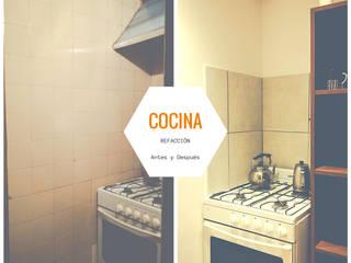 Cocina:  de estilo  por PLATZ