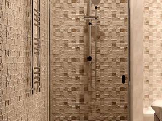 Casas de banho modernas por Студия интерьерного дизайна happy.design Moderno