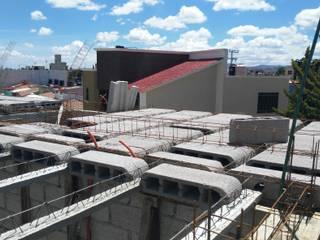 Casas modernas por ARQGC GRUPO CONSTRUCTOR Moderno