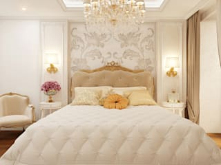 Classic style bedroom by izooom Classic