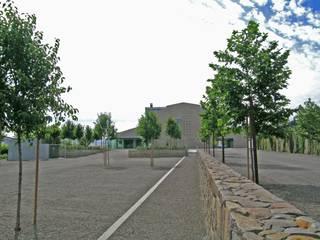 Gestaltung der Aussenanlagen eines Weingut Moderner Garten von Ecologic City Garden - Paul Marie Creation Modern