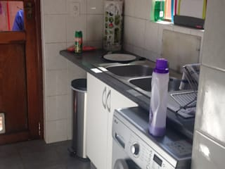 Before Right Hand Side:   by Boss Custom Kitchens (PTY)LTD