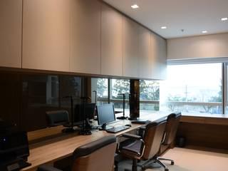 Коммерческие помещения в . Автор – Bibiana Menegaz - Arquitetura de Atmosfera, Модерн
