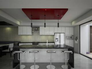 Modern houses by PRISMA ARQUITECTOS Modern