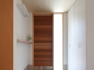 by 水石浩太建築設計室/ MIZUISHI Architect Atelier Сучасний