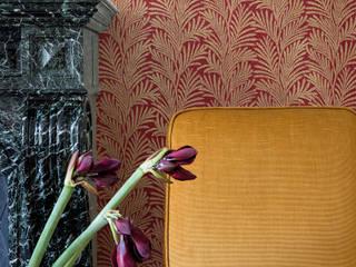 Architects Paper 牆壁與地板壁紙 Red