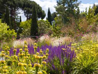 mediterranean Garden by Planta Paisajistas