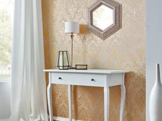 Architects Paper 牆壁與地板壁紙 Amber/Gold
