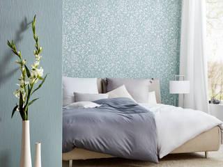 Architects Paper 牆壁與地板壁紙 Blue