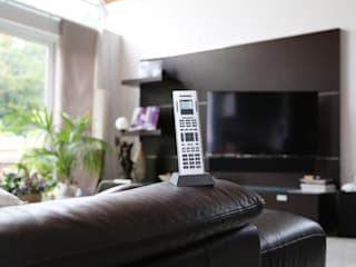 Home Cinema and Entertainment Solution:  Media room by DTS London