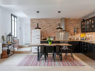 modern Kitchen by FORT & SALIER