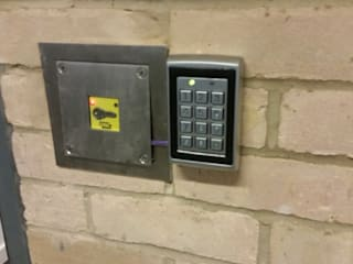 Video Door Entry & Intercom Systems Repairs:  Office buildings by DTS London