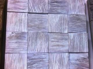 Деревянная мозаика, настенные панели, настенный декор, настенный декор, деревянные стены, натуральный дуб:  в . Автор – Euro-Deck