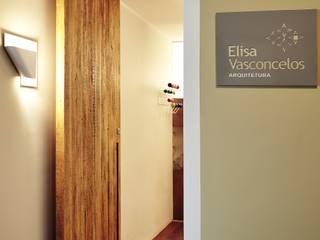 Edificios de oficinas de estilo industrial de Elisa Vasconcelos Arquitetura Interiores Industrial