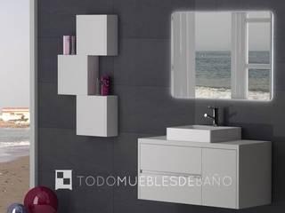 modern  by TODO MUEBLES DE BAÑO, Modern