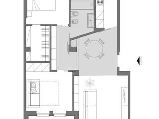 Casas minimalistas de studio ferlazzo natoli Minimalista