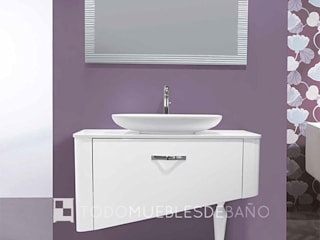 minimalist  by TODO MUEBLES DE BAÑO, Minimalist