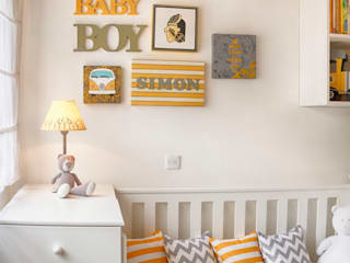 Nursery/kid's room by G7 Grupo Creativo, Modern