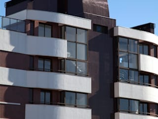 André Petracco Arquitetura Modern Houses