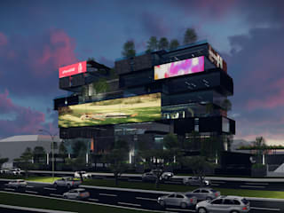 William Nicol Office:   by Two Five Five Architects,