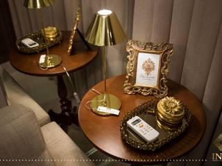 Home Office Modern study/office by Fernanda Ferraz - INK Design e Interiores Modern
