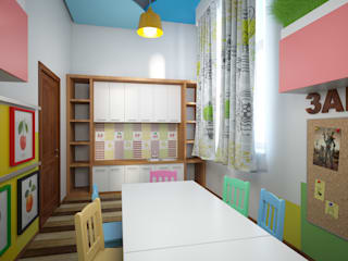 Nursery/kid's room by Indika-art