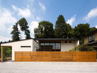 中山大輔建築設計事務所/Nakayama Architects Garden Fencing & walls