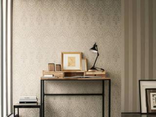 Architects Paper 牆壁與地板壁紙 Brown