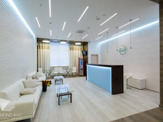 Spazi commerciali in stile  di Архитектурная группа 'ДАЙМОНД'