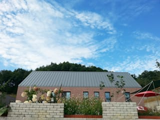 가족의 의미를 다시 새긴 재귀당(再歸堂): 건축사사무소 재귀당의  주택